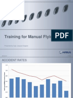Training for Manual Flying Skills (Airbus presentation, EATS 2012)