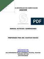 Manual 3d Autocad