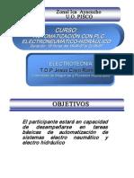 automatismos con plc- neumatica- hidráulica