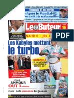 LE BUTEUR PDF du 16/02/2009