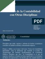 Presentacion Relacion Contabilidad Con Otras Disciplinas V2!22!06_2012