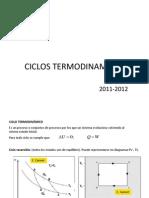 Ciclos Termodinamicos