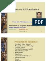 Primer on KP Astrology