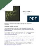 nonome User Guide v