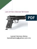 LAS ARMAS CLASICAS FAMOSAS.doc