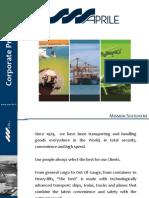 Aprile Corporate Profile