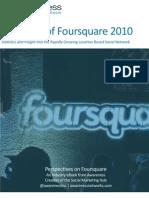 State of Foursquare 2010