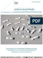 A Marketer's Guide to Social Media