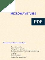 microwave tubes