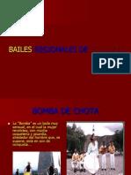 Bailes Regionales Ecuador