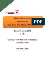 Assemblé générale blog