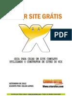 Apostila Sobre Wix HTML5