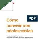 CONVIVIR ADOLESCENTES