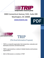 TRIP report presentation -- February 6, 2013