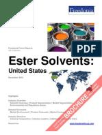 Ester Solvents
