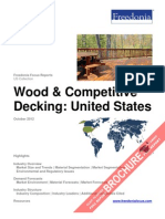 Wood & Competitive Decking