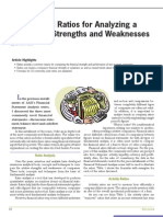 16 Financial Ratios to Determine a Company's Strength and Weaknesses