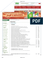Software Price List