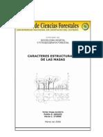 Estructura Del Bosque Horizontal y Vertical