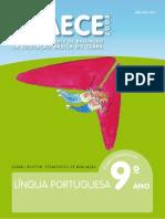 BoletimPedagogicoLinguaPortuguesa9AnoEFSPAECE