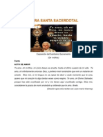 Hora Santa Sacerdotal