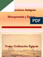 CIVILIZACIONES ANTIGUAS - MESOPOTAMIA Y EGIPTO.ppt