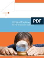 10 Digital Marketing Predictions for the Financial Industry