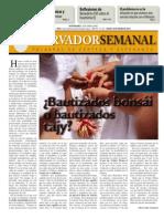 Observador semanal del 10/01/2013
