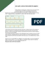 Control turatie motor prin varierea factorului de umplere.docx