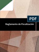 Reglamento de Fiscalización 2011