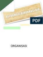 1 Reformasi Birokrasi DJP