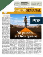 Observador semanal del 07/02/2013