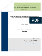 Application and Software report