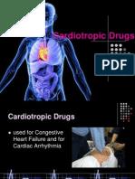 Cardiotropic Drugs