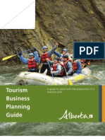 Tourism Business Planning Guide