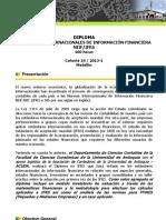 Diploma Niif-nic Ifrs-ias Cohorte 24 2013