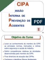 Curso de CIPA - apresentação Power Point 15 11 05