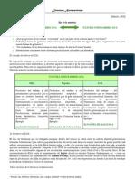 LITERATURA NORTEAMERICANA - Teóricos (Matelo) - Cursada 2000