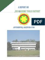 Bangladesh Machine Tools Factory