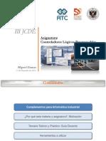 Asignatura PLCs