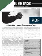 Todo por Hacer, nº 16, Mayo 2012