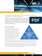 PMI Certificate Detail