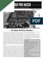 Todo por Hacer, nº 17, Junio 2012