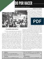 Todo por Hacer, nº 18, Julio 2012