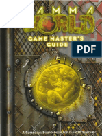 WW- Gamma World Gamemaster's Guide