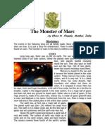 The Monster of Mars