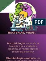 Bacterias, Virus, Hongos, Clasificacion, Toxonomia (1)