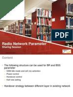 Training - 2G BSS Network Parameter