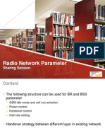 Training - 2G BSS Network Parameter