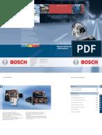Arranque y Alternadores Bosch